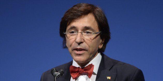 Belgique: Elio Di Rupo présente la démission de son gouvernement après les