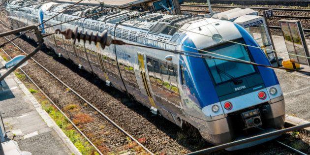 Trains trop larges: