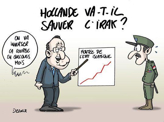Hollande va-t-il sauver