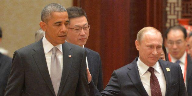 Obama et Poutine vont se rencontrer pour évoquer la Syrie, une première depuis deux
