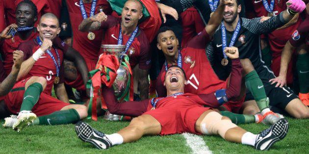 Résultat de France-Portugal: 1-0 en finale de l'Euro 2016 après prolongations. Les Portugais champions