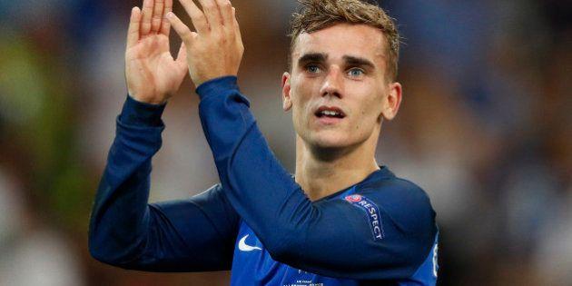 Football Soccer - Germany v France - EURO 2016 - Semi Final - Stade Velodrome, Marseille, France - 7/7/16...