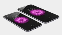 Le prix de l'iPhone 6 avec forfait dévoilés chez les grands