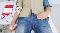 Les homosexuels peuvent officiellement donner leur sang à partir