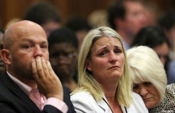 Oscar Pistorius reconnu coupable d'homicide involontaire pour la mort de Reeva