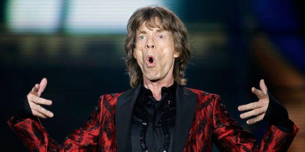 PHOTOS. Mick Jagger est le nom d'une nouvelle espèce