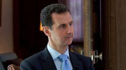 Pour Assad, les Britanniques vont