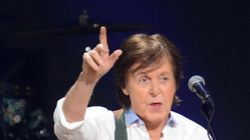 Paul McCartney est sorti