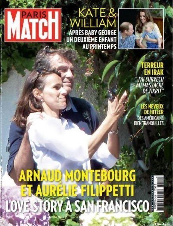 Après Arnaud Montebourg, Aurélie Filippetti attaque Paris Match pour atteinte à la vie