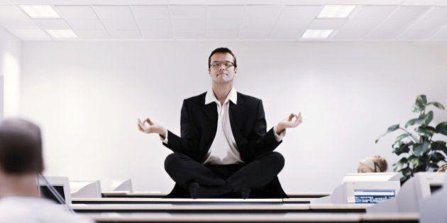 Méditation au travail: pourquoi les dirigeants, chefs d'entreprise et entrepreneurs doivent s'y