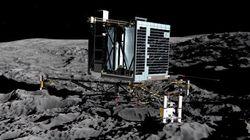 Rosetta et Philae: atterrissage