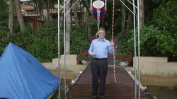 Bill Gates répond au défi de Mark
