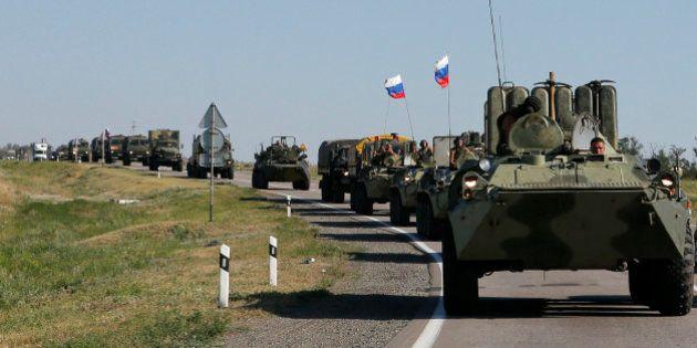 Ukraine / Russie : la tension monte à la frontière entre propagande et combats sur le