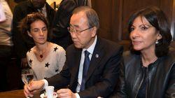 Ban Ki-moon se dit