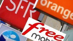Les prix du mobile ont encore beaucoup chuté en
