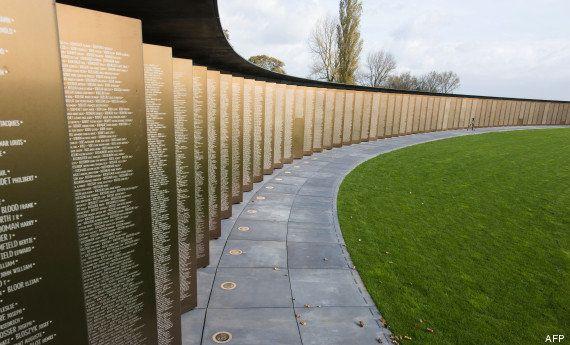 PHOTOS. 11 novembre: l'Anneau de la Mémoire, un mémorial pour 580.000 soldats du monde entier dans le