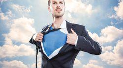 Le super-héros, un pervers pas comme les