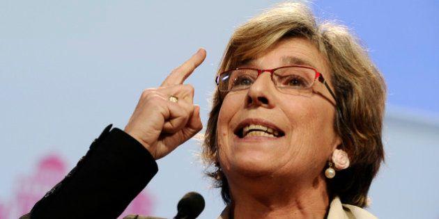 Figure de l'aile gauche du PS, Lienemann conseille à Hollande de s'inspirer de De Gaulle et