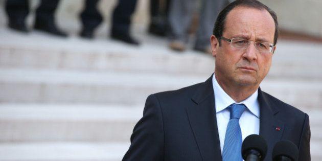 Ukraine: François Hollande appelle Kiev à la