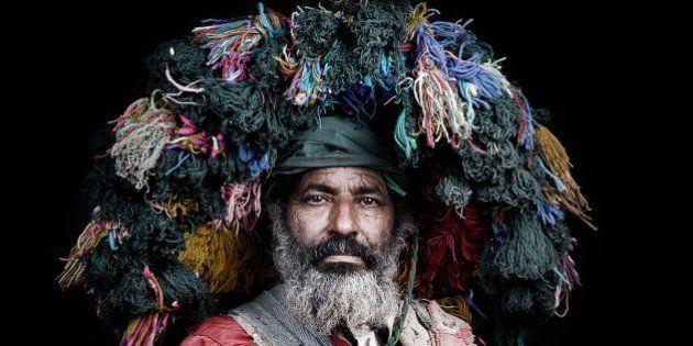 PHOTOS. Maroc: La photographe Leila Alaoui capture des visages typiques du pays pour sa série