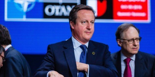 David Cameron annonce que Theresa May deviendra premier ministre