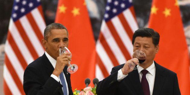 Accord Chine - Etats-Unis sur le climat, les républicains dénoncent une