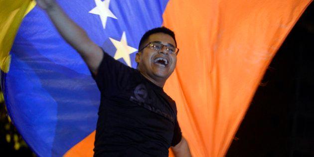Au Venezuela, le parti d'opposition remporte les élections