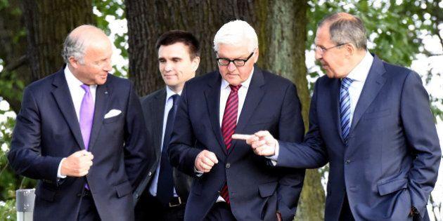 Ukraine-Russie: la médiation de la France et de l'Allemagne peut-elle