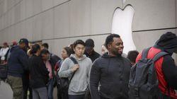 L'iPhone 6S démarre fort (mais pas autant qu'Apple le