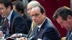 Hollande lance l'idée d'