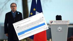 François Hollande s'est-il (encore) pris les pieds dans ses