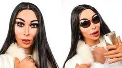 Les marionnettes des Kardashian et Trump aux Guignols