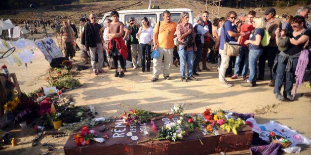 Mort de Rémi Fraisse: les gendarmes ont tout de suite eu conscience de la gravité de la