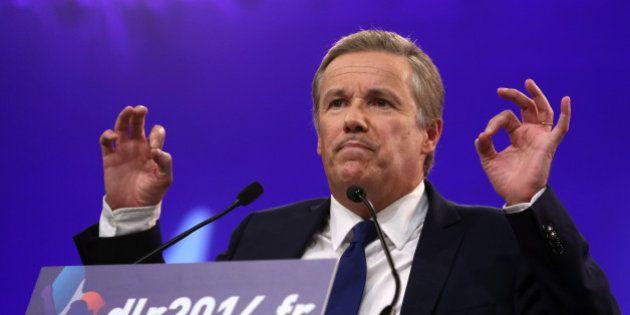 Debout la France et Nicolas Dupont-Aignan, réservoir de voix à droite et surtout au