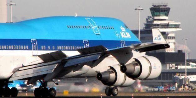Boeing 747 Amsterdam schiphol EHAM