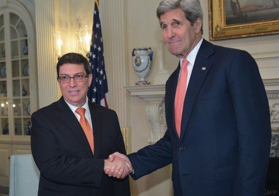 Les États-Unis et Cuba rouvrent officiellement leurs