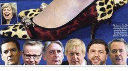 Le signe distinctif de la Première ministre anglaise? Ses talons