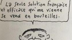 Les dessins de Joann Sfar au lendemain du succès du FN aux