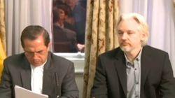 Assange annonce qu'il quittera
