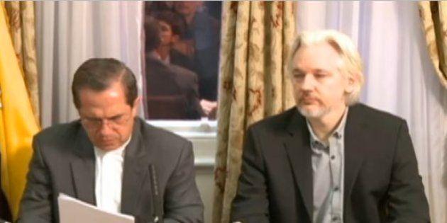 Wikileaks: Julian Assange annonce qu'il quittera