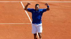 Coupe Davis: Tsonga offre un deuxième point à la