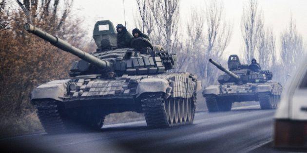 L'Ukraine se