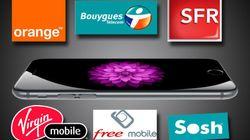 iPhone 6 : quel est vraiment l'opérateur le moins