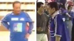 Sarkozy et Hollande se comparent à Giroud et Payet. Voilà ce qu'ils donnent sur un terrain de