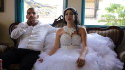 Israël: Un mariage entre un musulman et une juive fait