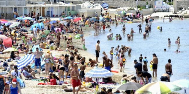 Femme voilée sur la plage: Nadine Morano s'indigne, pourtant la loi est