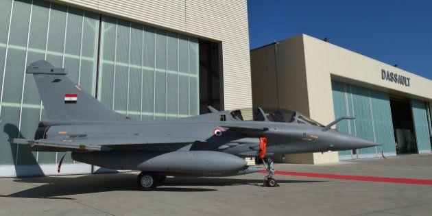 Rafale: l'Egypte a reçu les trois premiers avions sur les 24 achetés en
