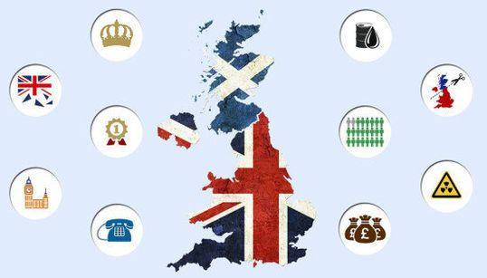 Ce que l'indépendance de l'Écosse pourrait coûter au