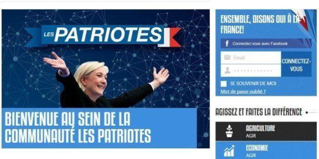 Réseaux sociaux : le FN inspecte les profils Facebook et Twitter de ses candidats aux