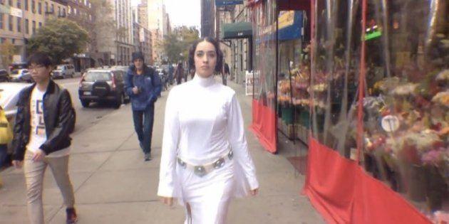 VIDÉOS. La caméra cachée du harcèlement de rue à New York inspire de nouvelles versions et